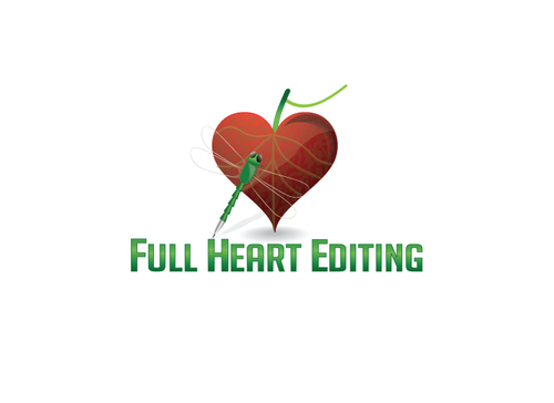 Full Heart Editing (in small caps, please)