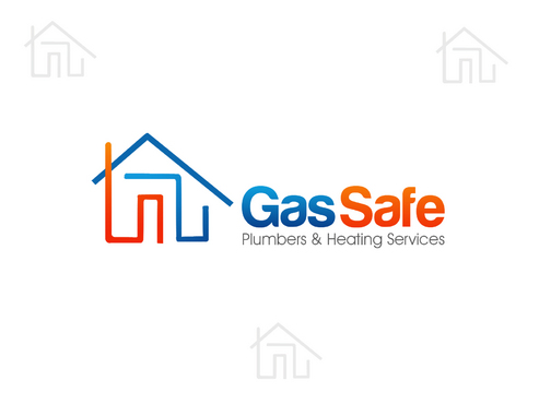 Gas Safe Plumbers & Heating Services A Logo, Monogram, or Icon  Draft # 62 by phenixdesigncompany