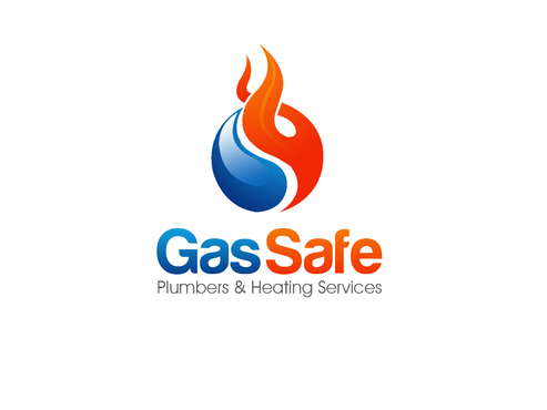 Gas Safe Plumbers & Heating Services A Logo, Monogram, or Icon  Draft # 63 by phenixdesigncompany