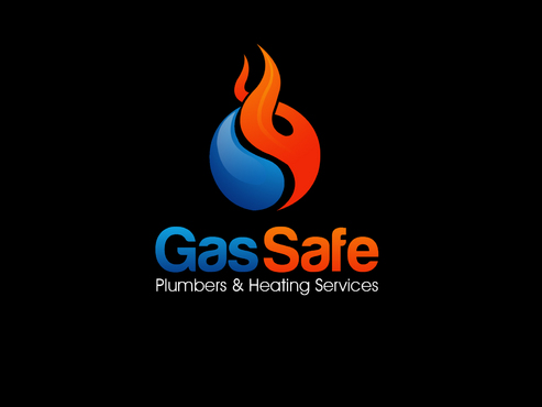 Gas Safe Plumbers & Heating Services A Logo, Monogram, or Icon  Draft # 64 by phenixdesigncompany