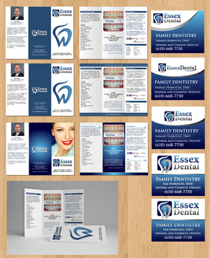 Trifold Brochure & Sign Design