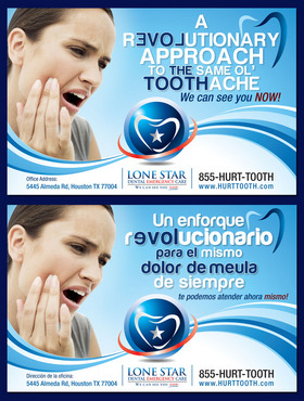 A Revolutionary Approach to the Same ol' toothache