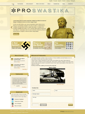 Rehabilitate the Swastika Web Design  Draft # 19 by smartinfo