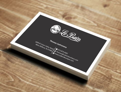 Chic & Apothecary Feel Business Cards and Stationery  Draft # 109 by Deck86