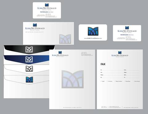 Stationary, Letterhead, Business Cards & Envelopes Business Cards and Stationery  Draft # 207 by smartinfo