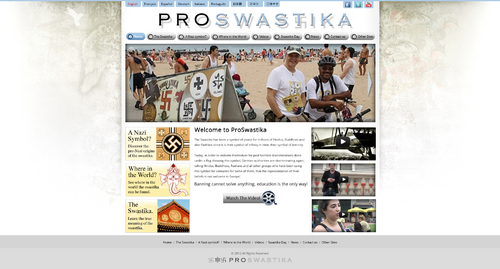 Rehabilitate the Swastika Web Design  Draft # 30 by ibmpeter