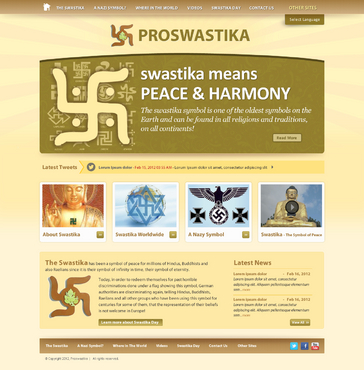 Rehabilitate the Swastika Web Design  Draft # 32 by smartinfo