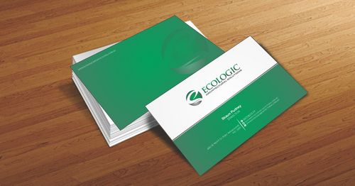 Ecologic Architectural Solutions Business Cards and Stationery  Draft # 97 by Deck86
