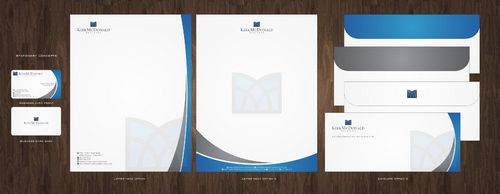 Stationary, Letterhead, Business Cards & Envelopes Business Cards and Stationery  Draft # 233 by Deck86