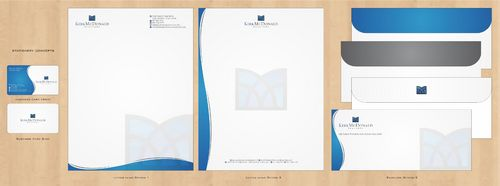 Stationary, Letterhead, Business Cards & Envelopes Business Cards and Stationery  Draft # 241 by Deck86