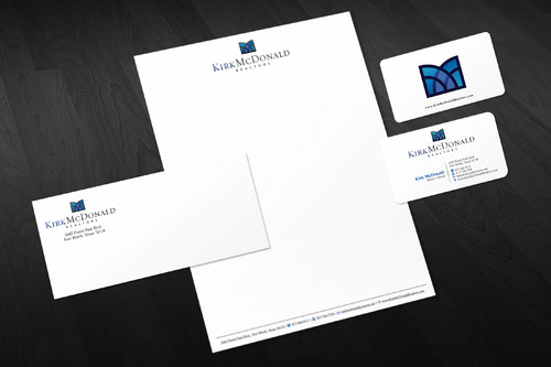 Stationary, Letterhead, Business Cards & Envelopes Business Cards and Stationery  Draft # 249 by Xpert