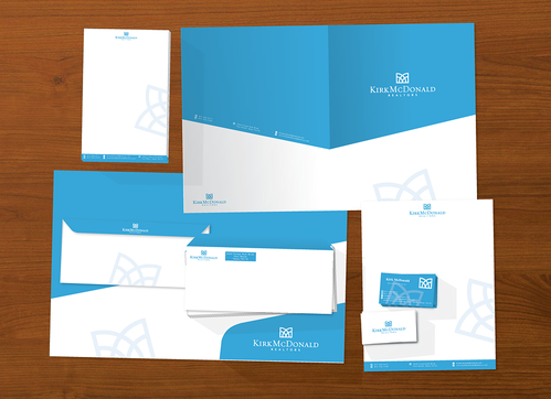 Stationary, Letterhead, Business Cards & Envelopes Business Cards and Stationery  Draft # 252 by dtdesign