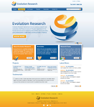 Evolution Research