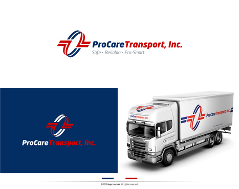 ProCare Transport, Inc. A Logo, Monogram, or Icon  Draft # 1 by hugolouroza