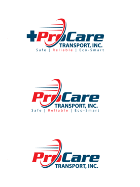 ProCare Transport, Inc. A Logo, Monogram, or Icon  Draft # 39 by neonlite