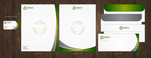 Veridity Financial Business Cards and Stationery  Draft # 117 by Deck86
