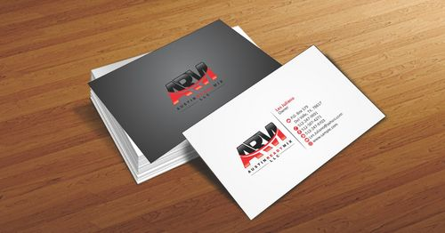 Austin Ready Mix, LLC Business Cards and Stationery  Draft # 91 by Deck86