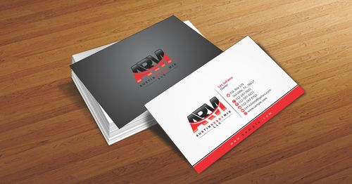 Austin Ready Mix, LLC Business Cards and Stationery  Draft # 92 by Deck86