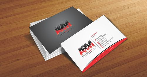 Austin Ready Mix, LLC Business Cards and Stationery  Draft # 93 by Deck86