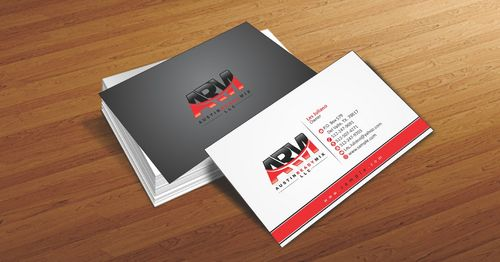 Austin Ready Mix, LLC Business Cards and Stationery  Draft # 94 by Deck86