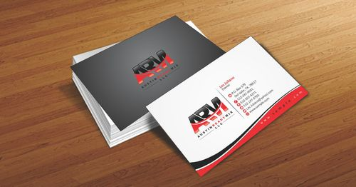 Austin Ready Mix, LLC Business Cards and Stationery  Draft # 95 by Deck86