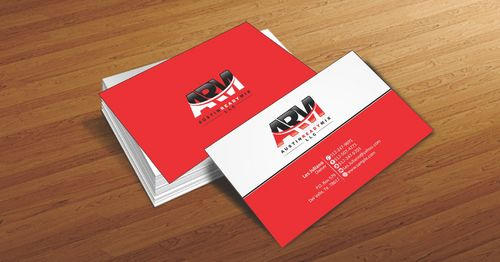 Austin Ready Mix, LLC Business Cards and Stationery  Draft # 100 by Deck86