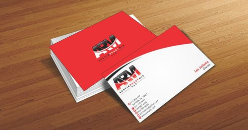 Austin Ready Mix, LLC Business Cards and Stationery  Draft # 102 by Deck86