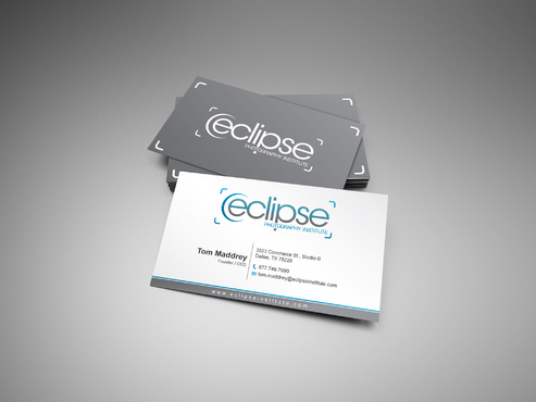 Corporate / Modern Business Cards and Stationery  Draft # 6 by sevensky