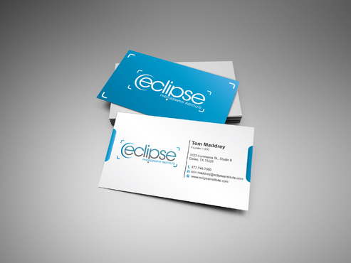 Corporate / Modern Business Cards and Stationery  Draft # 16 by sevensky