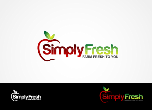 Simply Fresh A Logo, Monogram, or Icon  Draft # 74 by hands4art