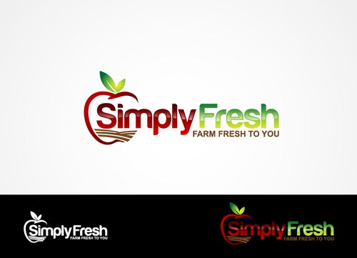 Simply Fresh A Logo, Monogram, or Icon  Draft # 75 by hands4art
