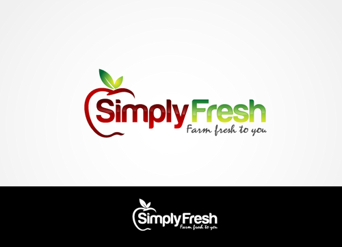 Simply Fresh A Logo, Monogram, or Icon  Draft # 81 by hands4art