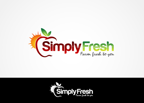 Simply Fresh A Logo, Monogram, or Icon  Draft # 82 by hands4art