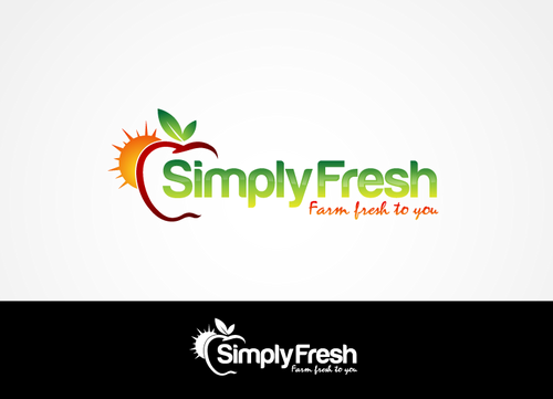 Simply Fresh A Logo, Monogram, or Icon  Draft # 89 by hands4art