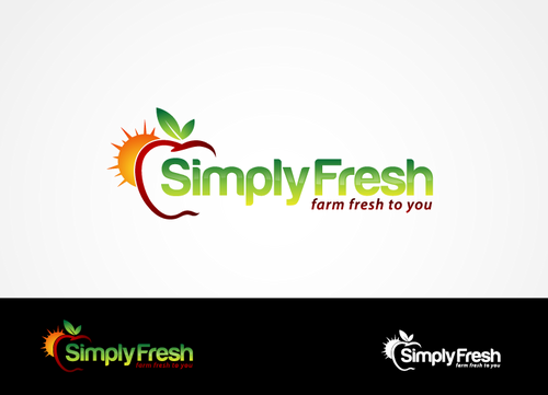 Simply Fresh A Logo, Monogram, or Icon  Draft # 90 by hands4art