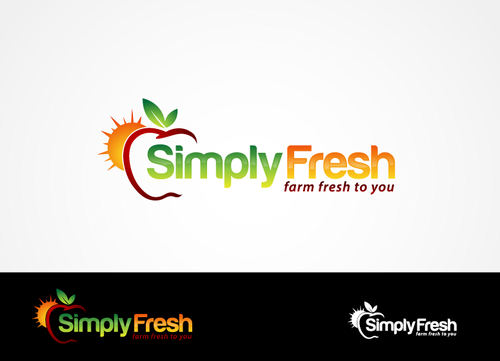 Simply Fresh A Logo, Monogram, or Icon  Draft # 91 by hands4art