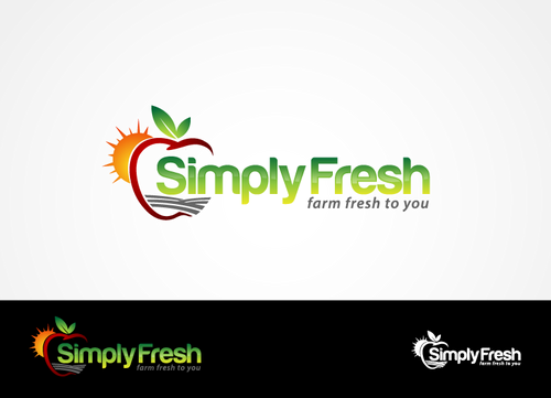 Simply Fresh A Logo, Monogram, or Icon  Draft # 92 by hands4art