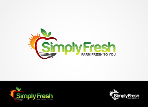Simply Fresh A Logo, Monogram, or Icon  Draft # 93 by hands4art