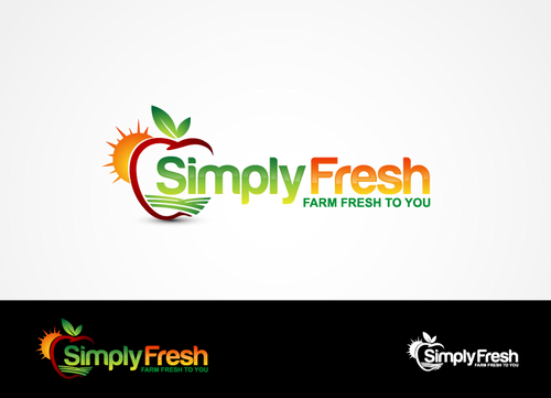 Simply Fresh A Logo, Monogram, or Icon  Draft # 94 by hands4art