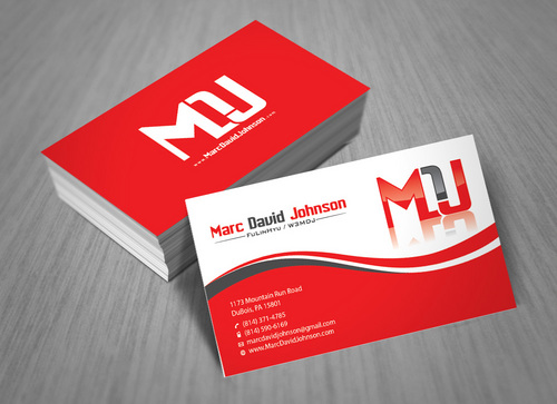 Programmer Business Cards and Stationery  Draft # 35 by ArtworksKingdom