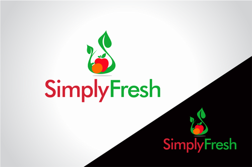Simply Fresh A Logo, Monogram, or Icon  Draft # 96 by odc69