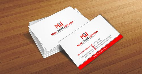 Programmer Business Cards and Stationery  Draft # 85 by Deck86