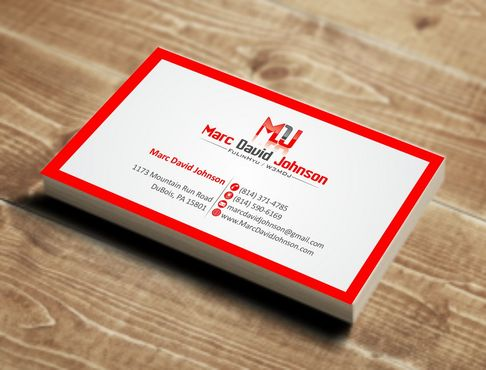 Programmer Business Cards and Stationery  Draft # 86 by Deck86