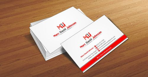 Programmer Business Cards and Stationery  Draft # 87 by Deck86