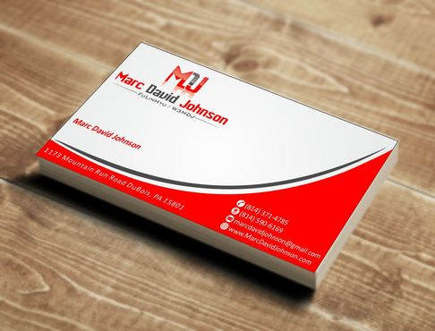 Programmer Business Cards and Stationery  Draft # 96 by Deck86