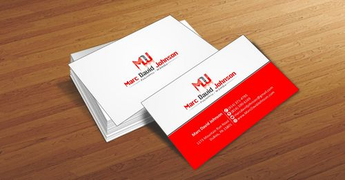 Programmer Business Cards and Stationery  Draft # 95 by Deck86