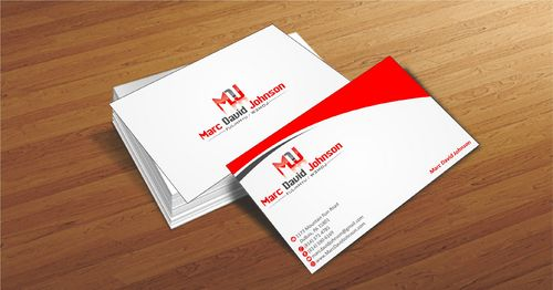 Programmer Business Cards and Stationery  Draft # 97 by Deck86