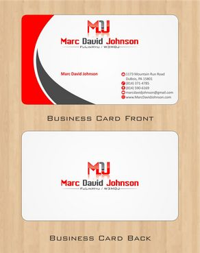 Programmer Business Cards and Stationery  Draft # 100 by Deck86