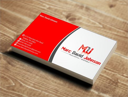Programmer Business Cards and Stationery  Draft # 101 by Deck86