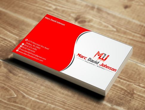 Programmer Business Cards and Stationery  Draft # 104 by Deck86
